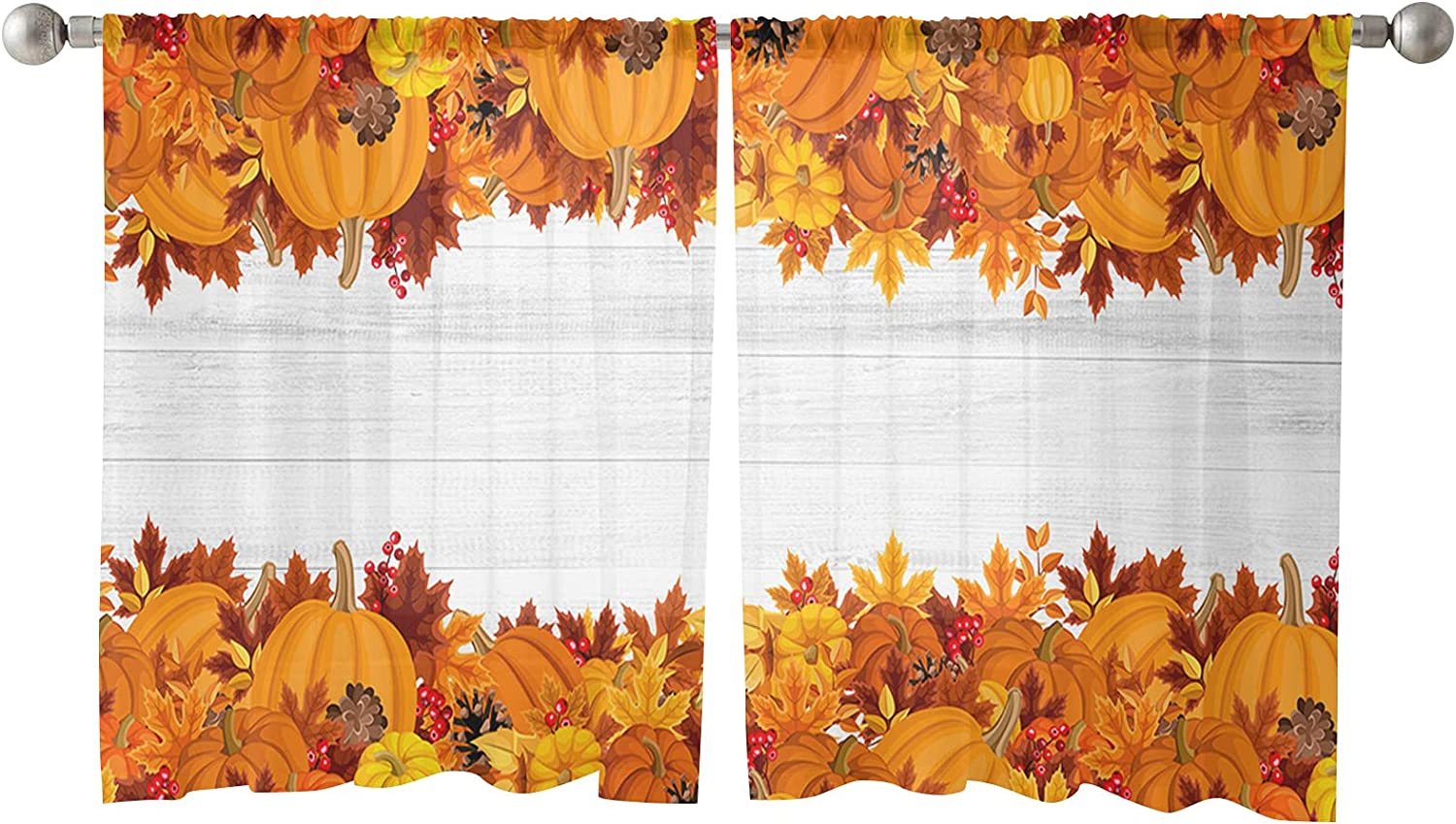 Semi Sheer Curtains 2 Window Privacy Panels Treatments Popular product safety