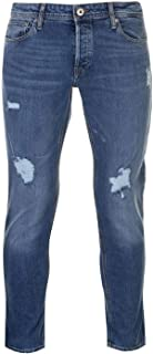 Jeans Denim Jack and Jones Intelligence Glenn Slim Fit Mens Trouser Pants