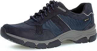 Gabor Pius Herren Sneaker Low,wasserdicht,Wechselfußbett,zertifiziertes Leder
