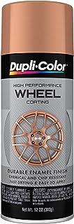 Dupli-Color EHWP10900 Wheel Coating, Rose Gold, 12 oz.