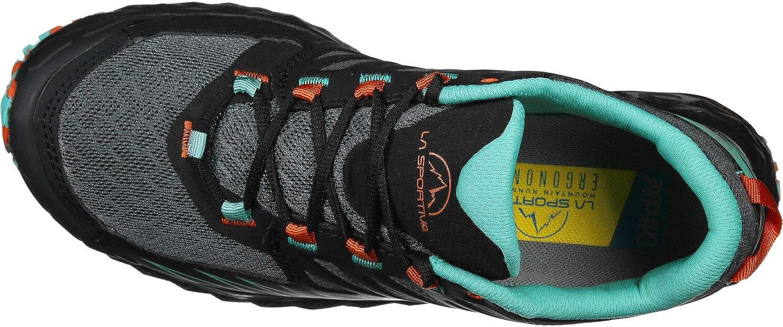 La Sportiva Lycan Women's Zapatilla De Correr para Tierra Negro Turquesa