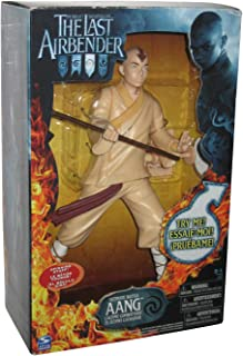 The Last Airbender - Ultimate Battle Aang Figure with Staff