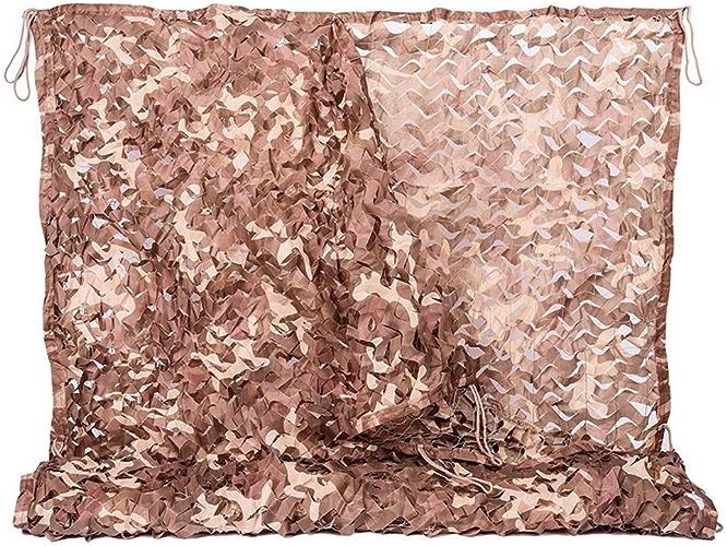 Filet De Camouflage, Tente De Prougeection Solaire pour Enfants, Adaptée Aux Utilisateurs D'armée des Enfants, Décoration De Jardin Couverte De Camping (Taille Optionnelle)