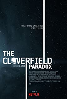 Kirbis Cloverfield Paradox Movie Poster 18 x 28 Inches