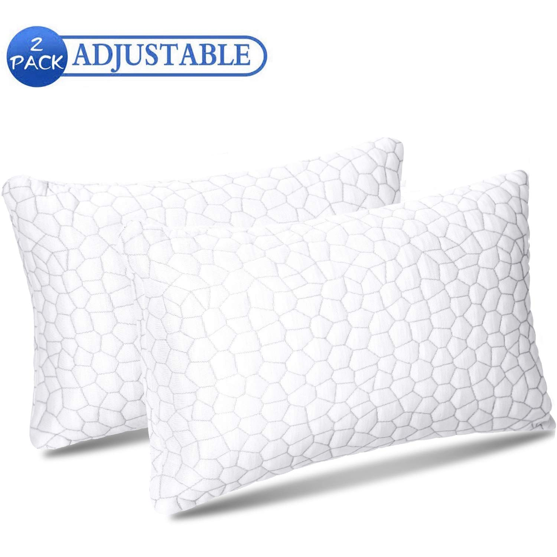 Adjustable Sleeping Ultra Luxury Hypoallergenic Removable