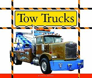 Tow Trucks (Big Machines at Work)