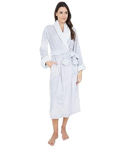 N by Natori Faux Fur Robe (Silver Mood) Women
