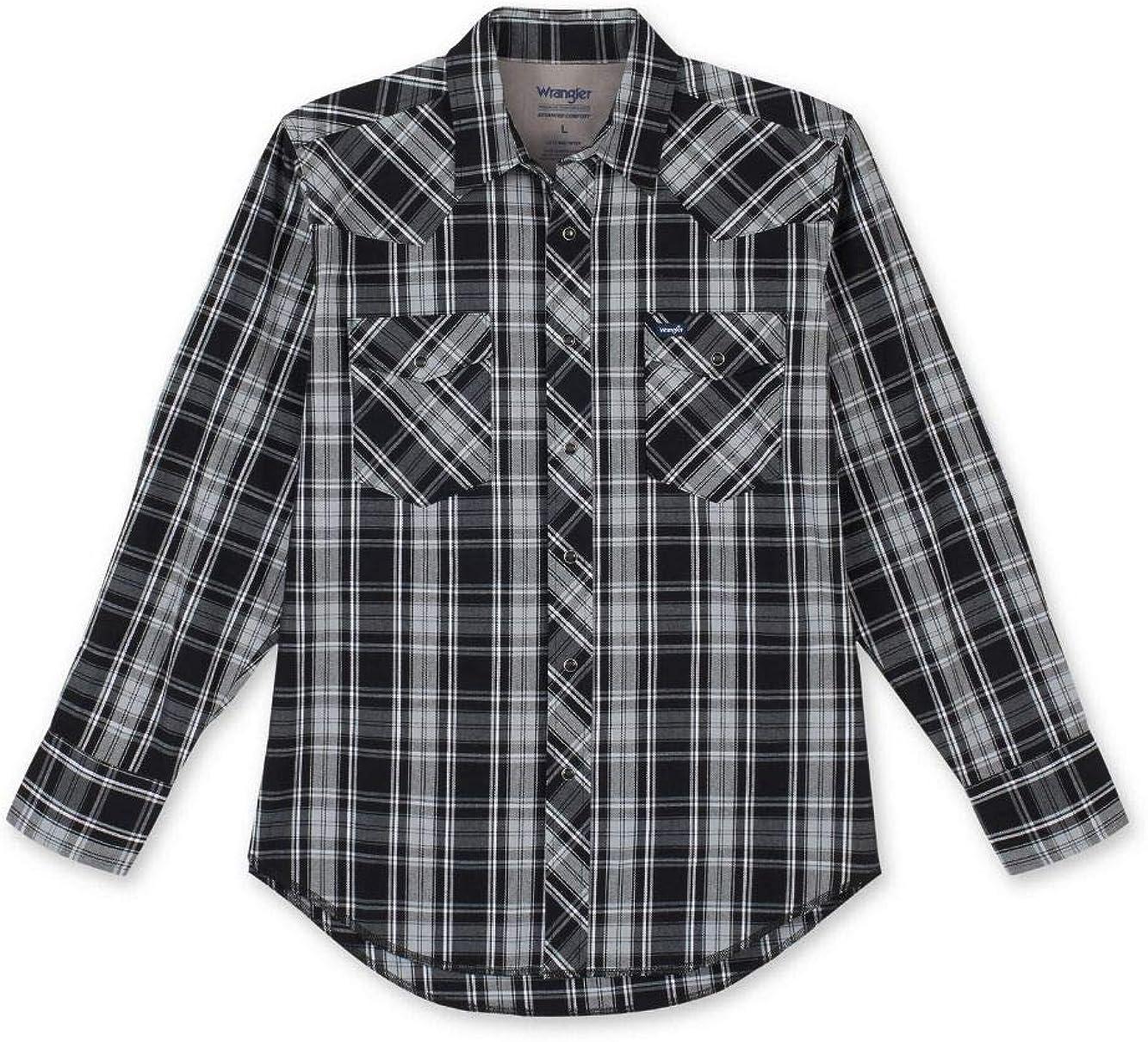 Wrangler Men's Premium Performance Workshirt