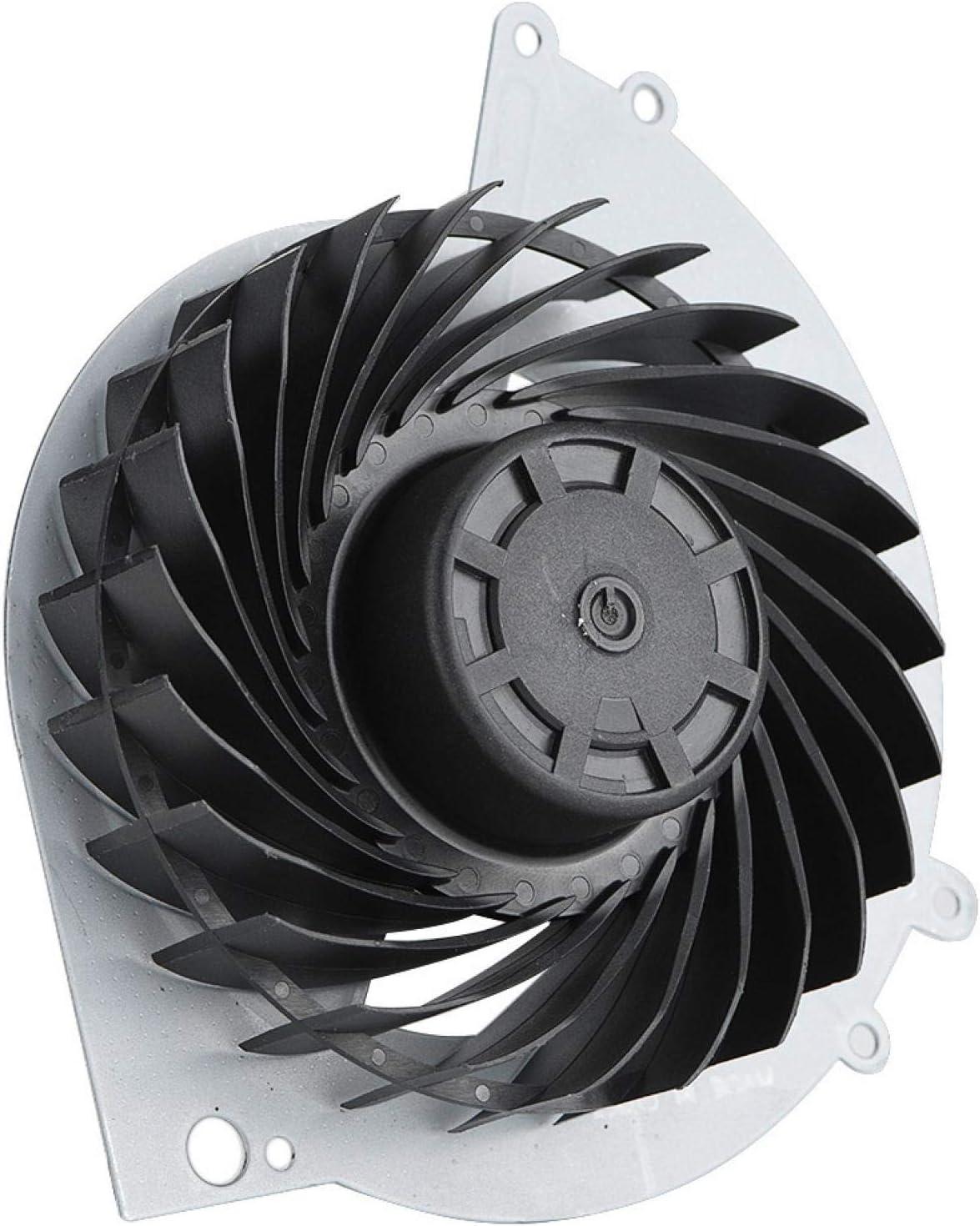 Agatige Reparación de Reemplazo de Ventilador de Refrigeración Interno para PS4 CUH-1000 CUH-1100 CUH-10XXA CUH-11XXA CUH-1115A 500GB, KSB0912HE DC12V