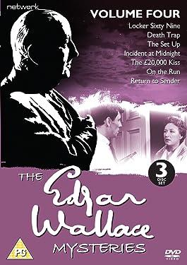 Edgar Wallace Mysteries - Volume 4 [DVD] [1962]