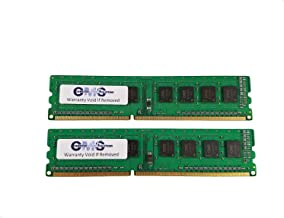 8Gb (2X4Gb) Memory Ram Compatible with Hp Pavilion P6710F, P6715F, P6716F, P6717C, P6719C By CMS (A69)