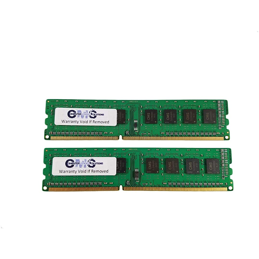 8Gb (2X4Gb) Memory Ram Compatible with Gateway Zx All-in-One Zx4971-Ur10P, Zx4951-33E by CMS A29