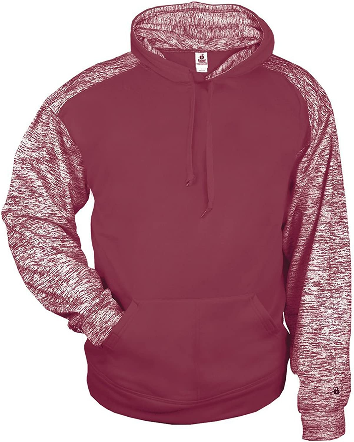 1e5ecd38d Badger Badger Badger mens Blend Sport Hooded Sweatshirt (1462) 2f8baf
