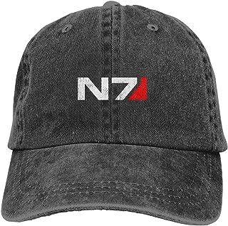 N7 Denim Dad Hats Adjustable Baseball Cap