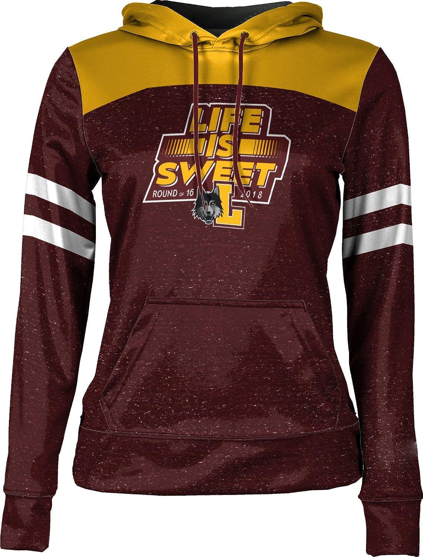 Loyola University Chicago March Basketball Girls' Pullover Hoodie, School Spirit Sweatshirt (Gameday)