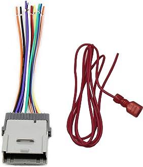 [SCHEMATICS_4PO]  Amazon.com: RED WOLF: Car Stereo Radio Wiring Harness   Lexus Sc300 Radio Wiring      Amazon.com