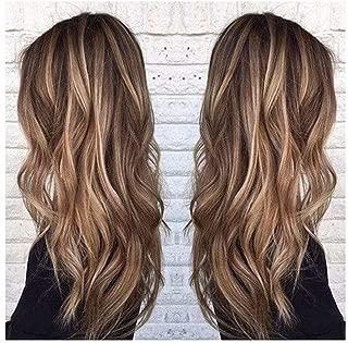 Fshine Balayage Wigs Lace U Part Wig 18