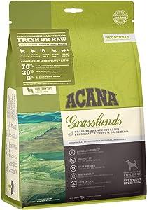 Acana Grain Free Dry Dog Food, High Protein, Freeze-Dried Coated