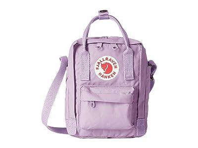 Fjallraven Kanken Sling (Pastel Lavender) Cross Body Handbags