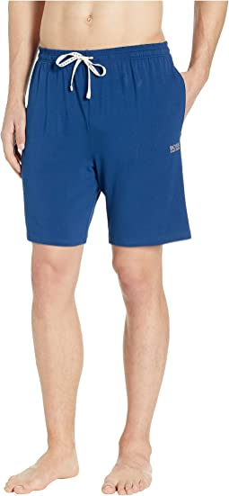 Stretch Cotton Lounge Shorts