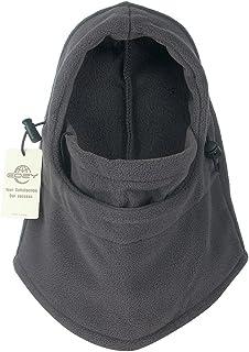 EOZY Thermal Warm Fleece Balaclava Hood Veil Wind Proof Stopper Mask Hats