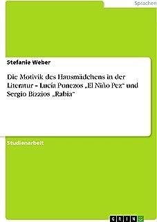 """Die Motivik des Hausmädchens in der Literatur – Lucía Punezos """"El Niño Pez"""" und"""