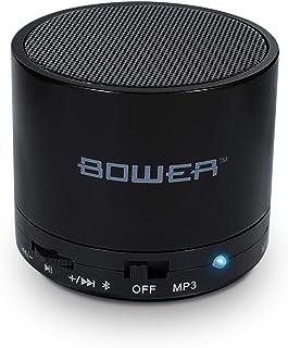 Bower Compact Bluetooth Speaker, BI-20BTSPBK - Black