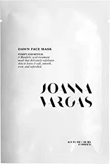 The Joanna Vargas Dawn Face Mask Is A Mandelic Acid Treatment That Will Delicately Exfoliate Your Complexion Leaving It Soft, Even Skin Tone and Refreshed.