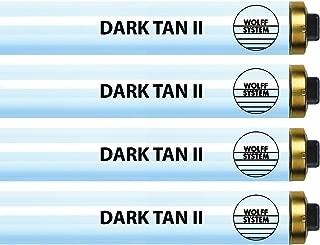 Wolff Dark Tan II F73 HO 100W RDC Tanning Lamp - Bronzing Bulbs! (16)