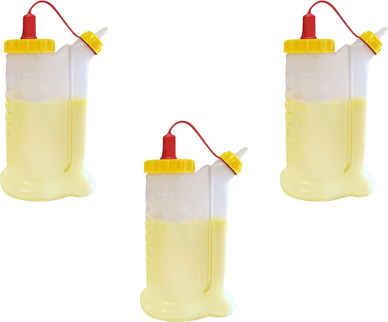 FastCap Glu-Bot Glue Bottle (16 Ounces) - Pack 3