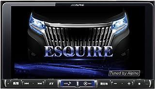アルパイン(ALPINE) BIG X エスクァイア 80系 専用 カーナビ 9型 ビッグX <2018年モデル> X9Z-EQ