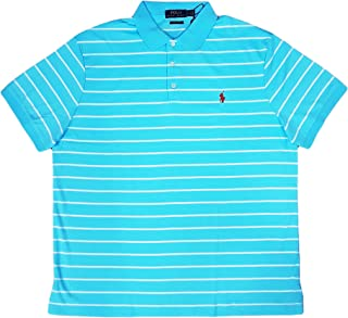 Polo Ralph Lauren Mens Custom Slim Fit Mesh Polo Shirt
