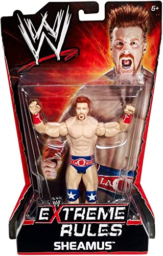 WWE Sheamus Figurine Extreme Rules V1271