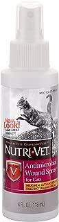 Nutri-Vet Antimicrobial Wound Spray, 4 oz