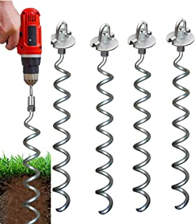 Best ground pole anchor Reviews