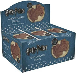 Harry Potter Milk Chocolate Frog with Crisped Rice - 24 / Box