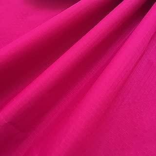 emma kites Hot Pink Ripstop Nylon Fabric 60