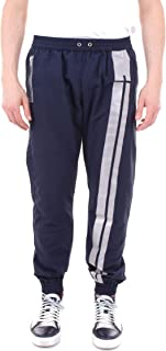 Luxury Fashion | Rta Men MF8199BLUE Blue Nylon Joggers | Season Outlet