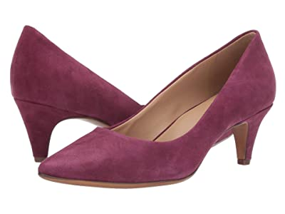 Naturalizer Beverly (Boysenberry Suede) Women