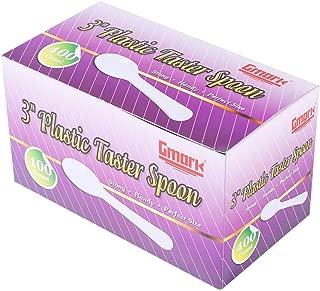 disposable spoon straws