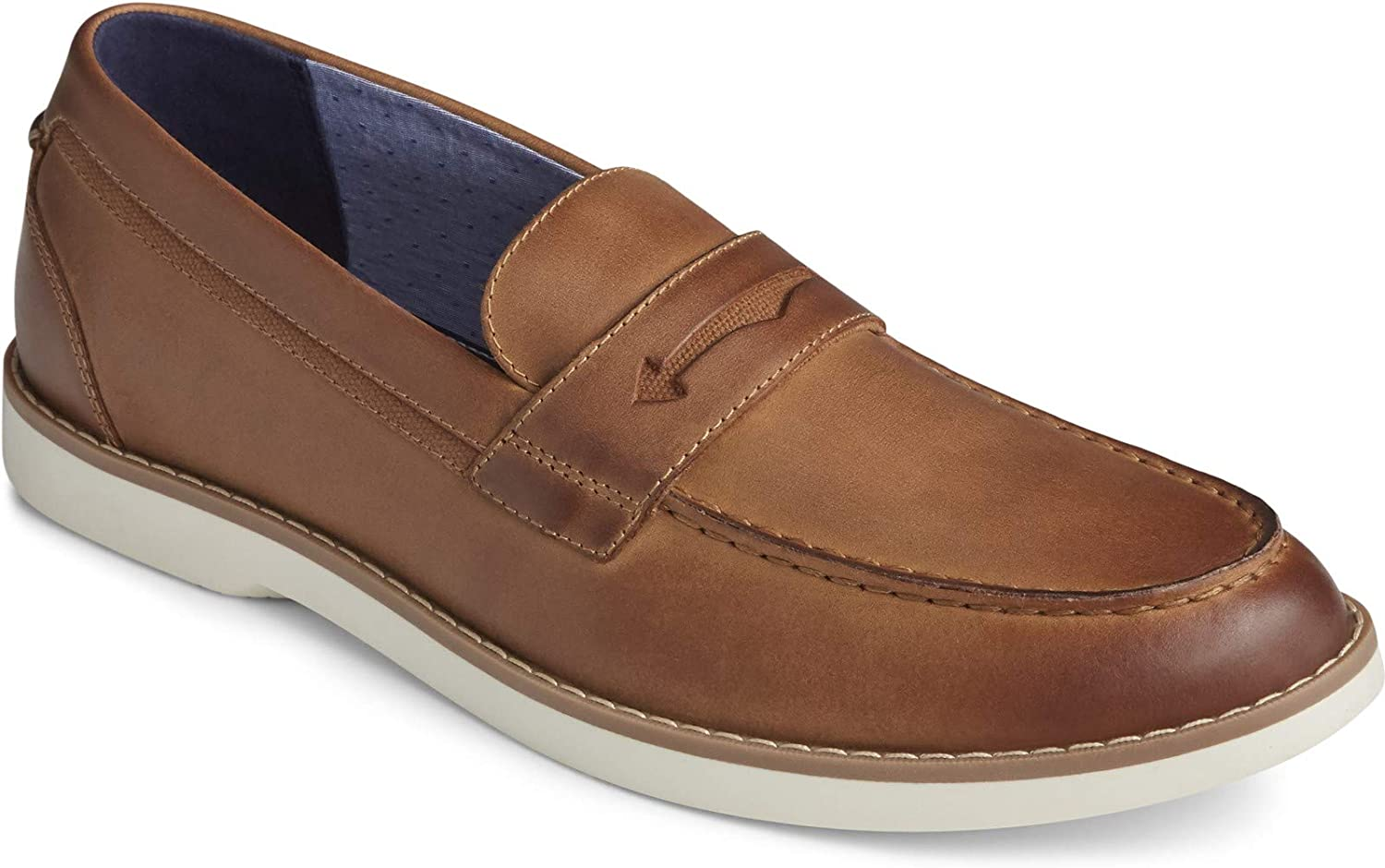 Sperry Men's, Newman Penny Loafer Tan 8.5 M