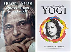 Wings of Fire + Autobiography of a Yogi (Combo of 2 Books)