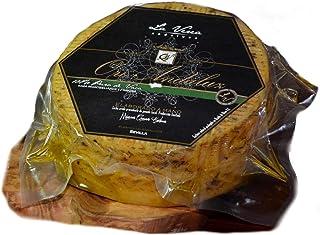 comprar comparacion Queso CURADO Artesano (Leche Cruda de Vaca) Sabor único. Pieza entera 1Kg. aprox - La Verea Andaluza Serie