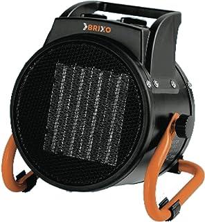 elettrosicaldatore Generador Aire Caliente Brixo PTC 3000W Calefactor