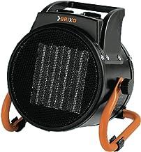 Brixo PTC 3000 W - Calefactor eléctrico
