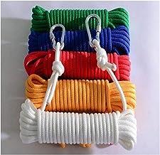 Xpwoz Bundelen touw decoratieve touw verpakking touw diameter 8-16mm (Color : 16 mm L10 m)