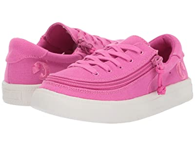 BILLY Footwear Kids Classic Lace Low (Toddler/Little Kid/Big Kid) (Pink Raspberry) Girls Shoes