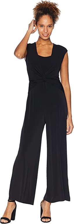 Waist Wrap Jumpsuit