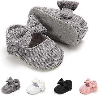 Newborn Sandals Jifutan Baby Solid Color Tassel Infant Kids Crib Soft Bottom Non-Slip Princess Shoes