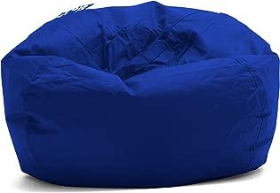Big Joe Bean Bag, 98-Inch, Sapphire